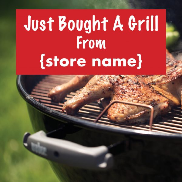 grill photo backdrop