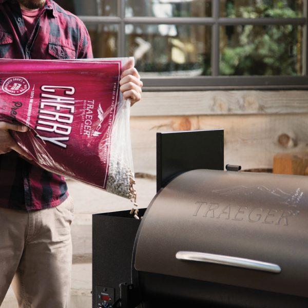 traeger grill photo backdrop