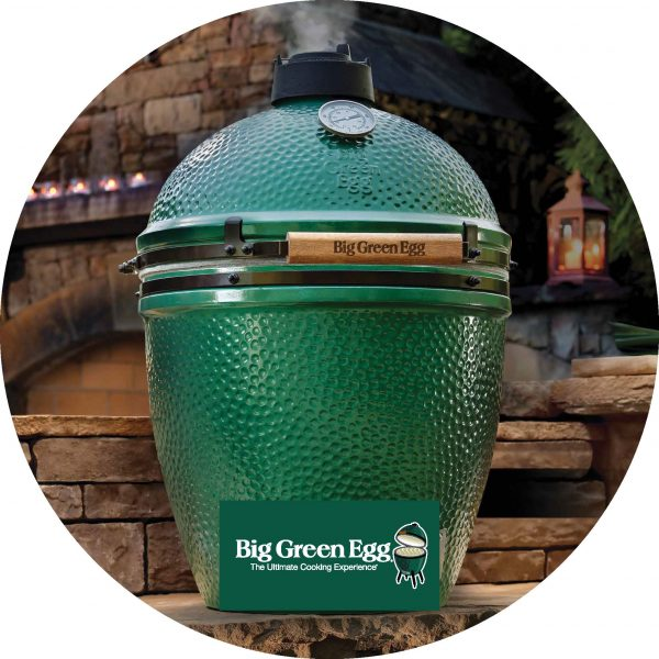 Floor Graphics 24 big green egg floor graphic