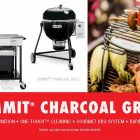 2021 weber summet grills postcard